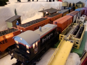 Toy Trains - A Christmas Tradition for Many
