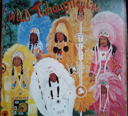 A classic album from The Wild Tchoupitoulas, a Mardis Gras Indian tribe in New Orleans