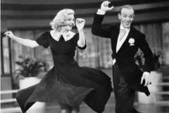 You don't have to dance like Fred & Ginger, just enjoy yourself.