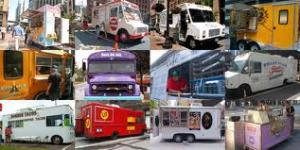 Lotsa food choices, music & beer will be at the 1st Food Truck Rally