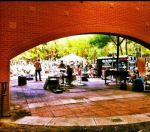Mears Park will be home to the Lowertown Roots Festival on Saturday