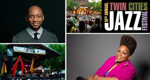 The headliners are Branford Marsalis (Friday) and Diane Reeves (Saturday)