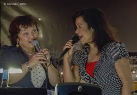 They enjoy singing together