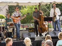 The Atlantis Quartet at last years Wine & Jazzfest