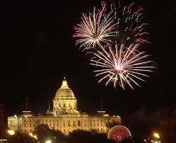 Taste has moved so there will be fireworks over the State Capitol on the 4th.
