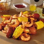 Frog Stew, a Low Country Boil