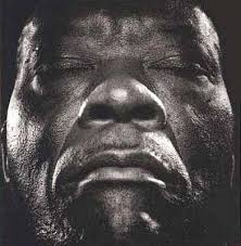 John Lee Hooker, from Black & White Blues, the photos of Marc Norberg