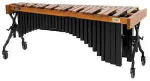 One style of marimba