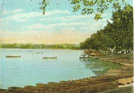 Boating has always been popular on our lakes, as this vintage postcard of Como Lake attests.