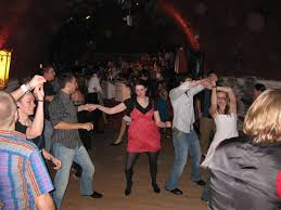All kinds of swing dancers turn out at the Caves