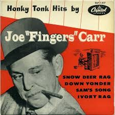 A very different Joe Fingers.