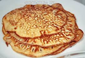 Swedish Pancakes: My own holiday tradition