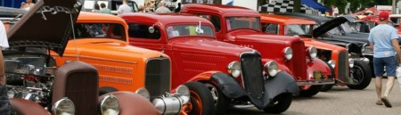 It's Back to the 50s at the State Fairgrounds